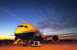 Boeing Biofuel