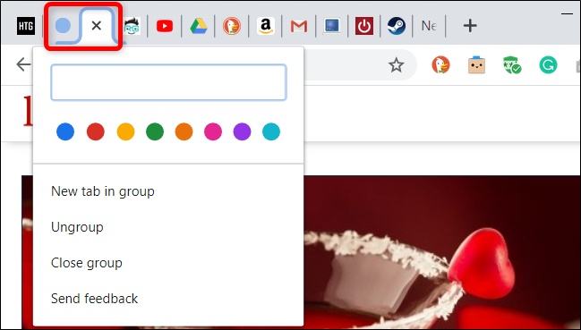 Android Devices are Getting 'Tab Groups' on Chrome