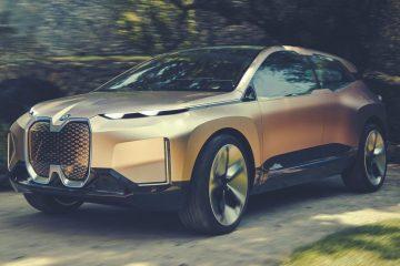 BMW invests EV