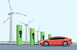 Delhi Government EV charging