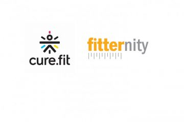 Cure.fit acquires Fitternity