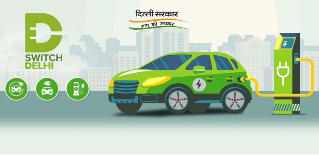 Delhi EVs Switch