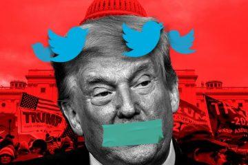TwitterBanned Trump
