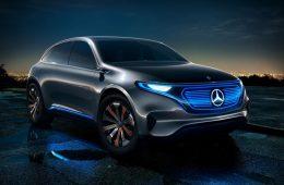 Mercedes Daimler Electric