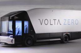 Volta Electric truck europe