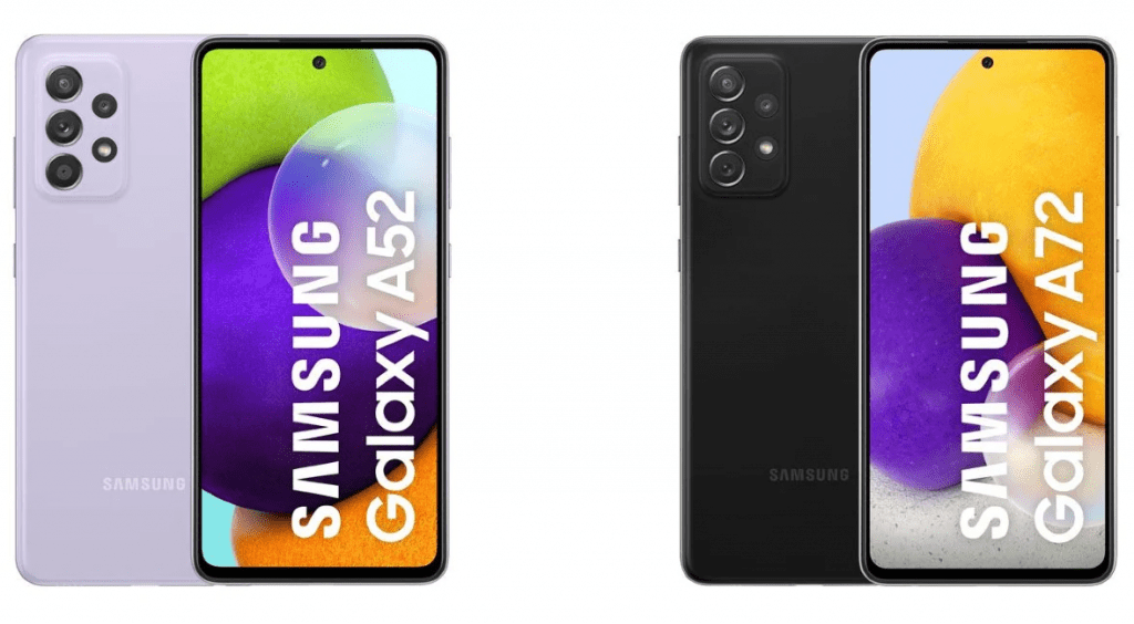 Key Differencee Between Samsung Galaxy A52 & Samsung Galaxy A52 5G