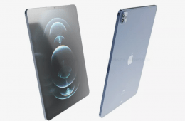 Rendered Image Of Upcoming iPad Pro 2021 Which Also Speculated To Have Thunderbolt 3 Port