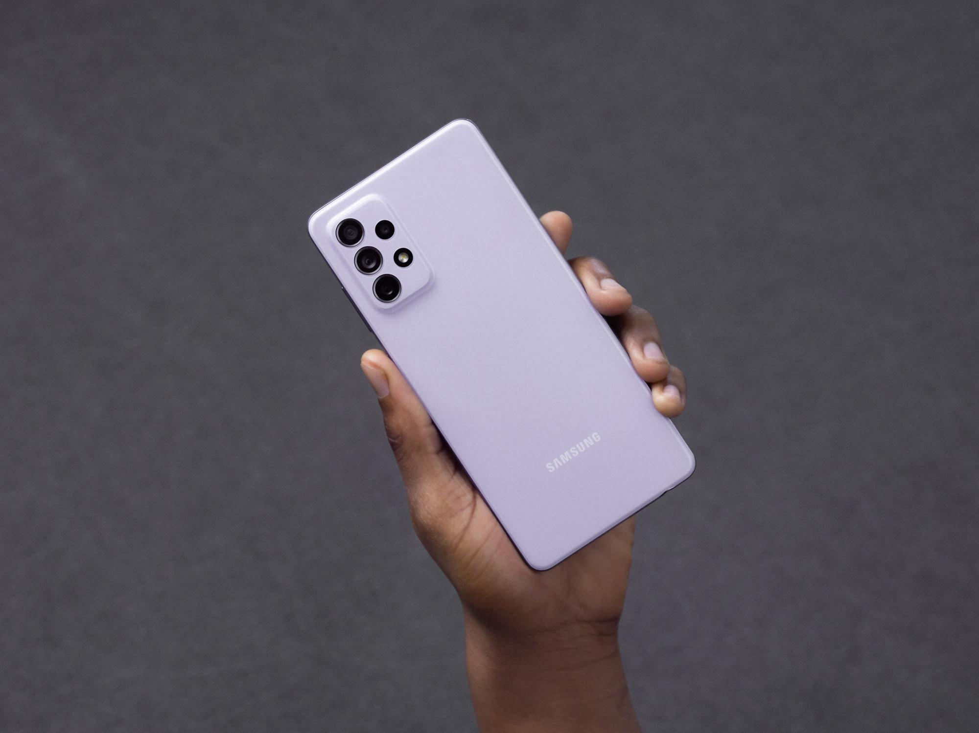 Samsung Galaxy A52 - Official Look