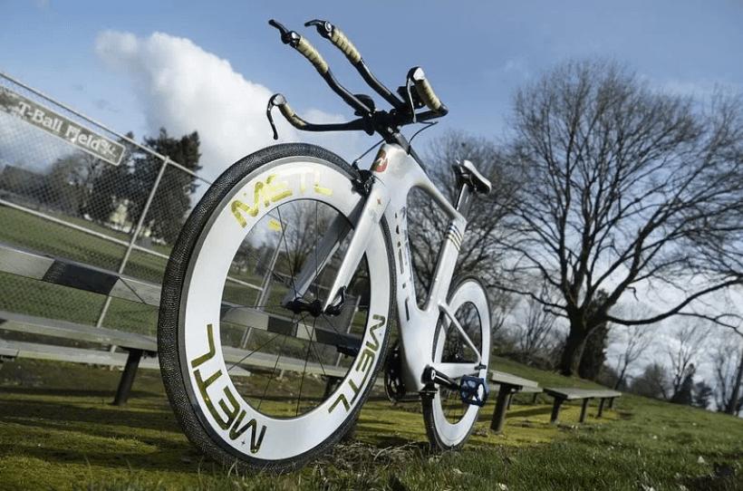 New Smart Airless Bike - Update