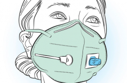 Newly Unveiled High-Tech Face Masks Aims To Step Up The Fight Against COVID-19