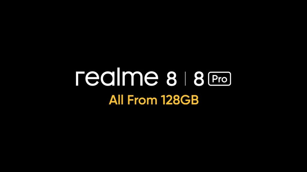 Realme 8 And Realme 8 Pro - Price And Availability