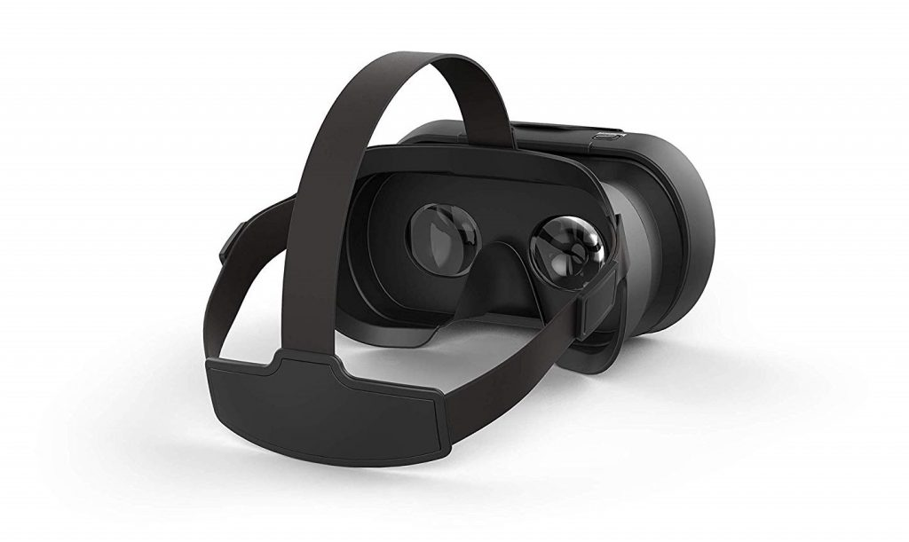 How VR headsets can be an important tool for improving efficiency?