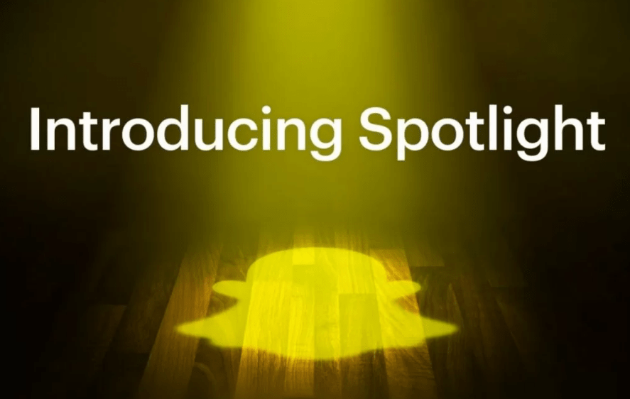 A Clip Shot From Spotlight Video By Snapchat