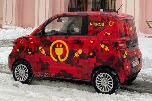 European version Mini EV