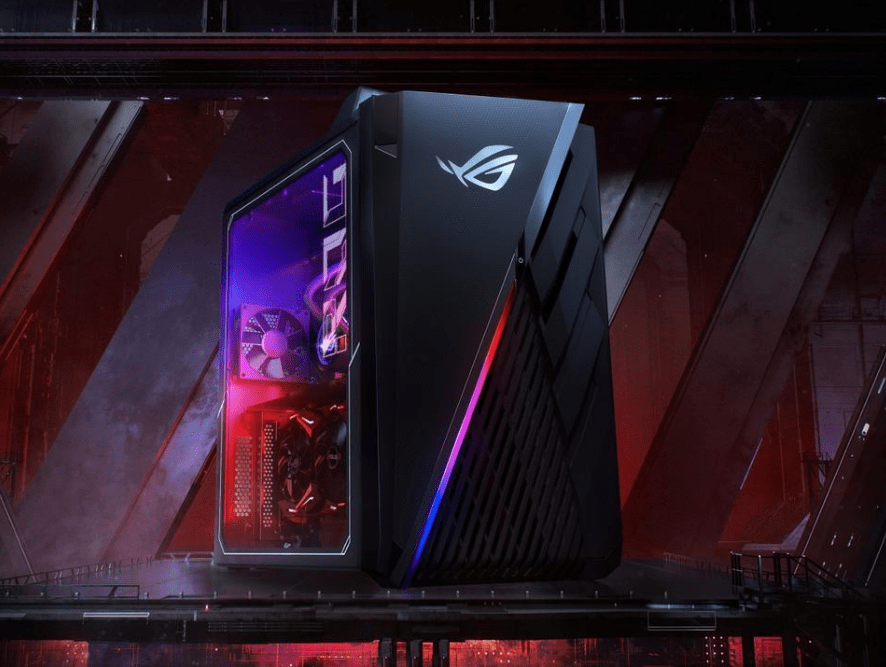 Asus's New Gaming PC