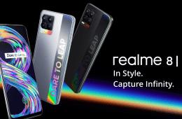 Realme Launches Realme 8, Realme 8 Pro In India, With MediaTek G95 Gaming Processor