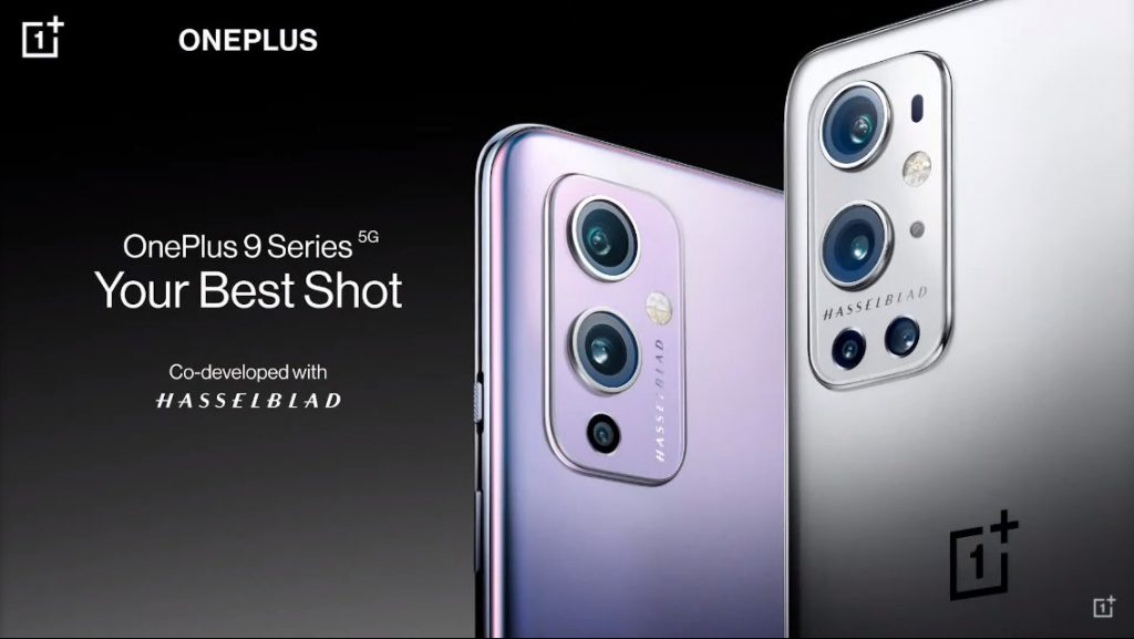 OnePlus 9 & OnePlus 9 Pro Collaborated With Hasselblad For Making A Good  Camera System