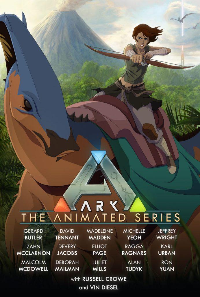 Ark animated series