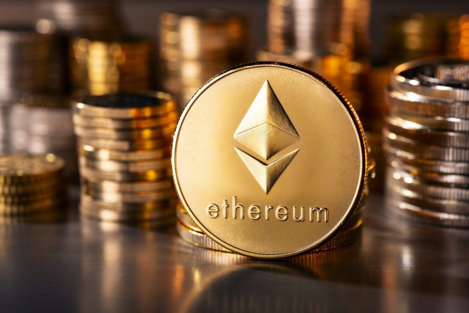 Ethereum makes fresh highs