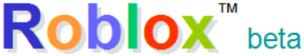 first roblox logo