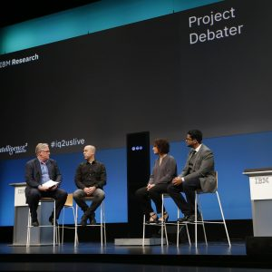 Discussion on IBM's Project Debater