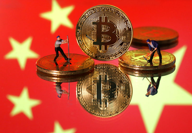 Chinese miners are exploring alternate cryptocurrencies