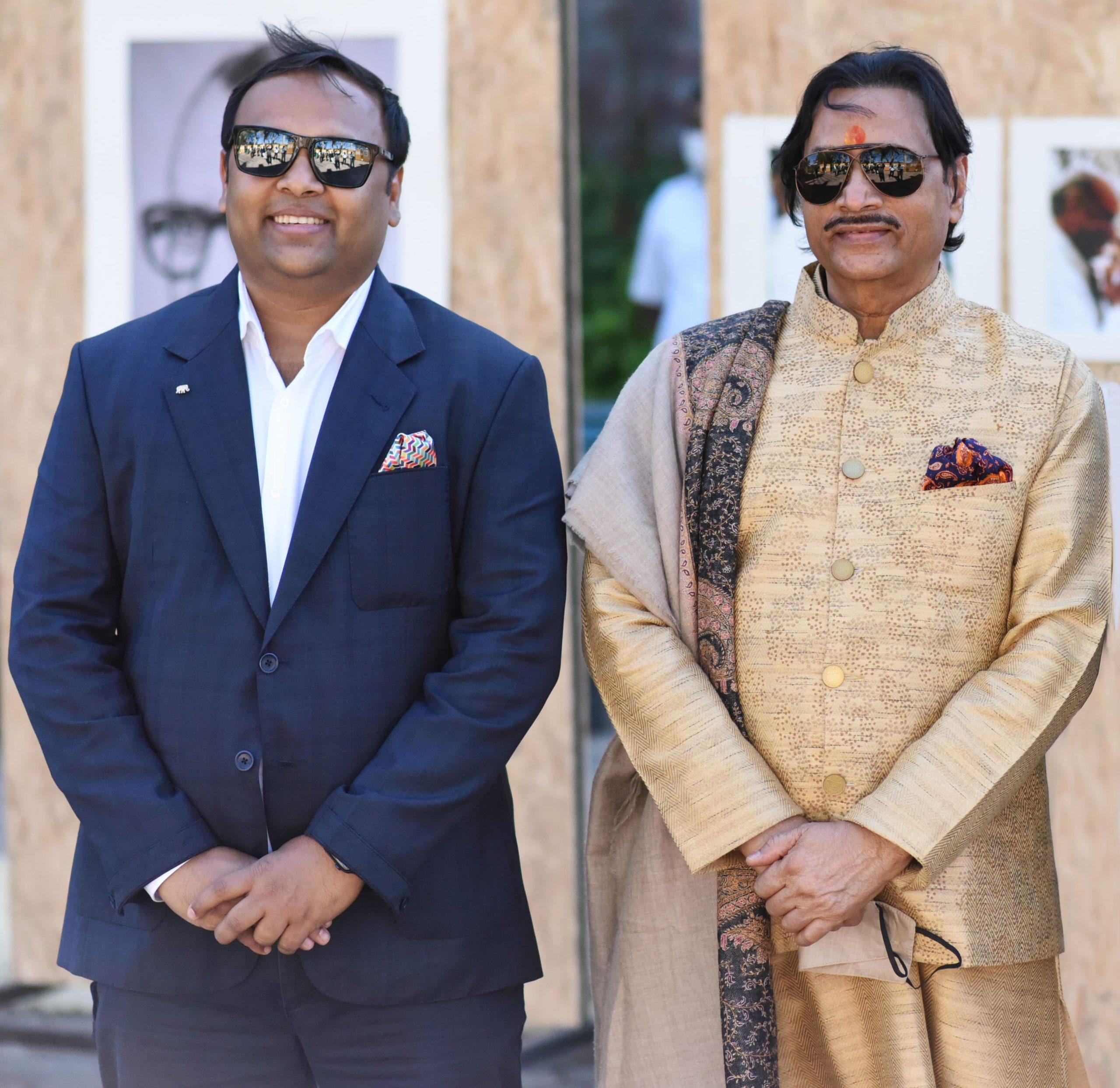 Mr.-Abhishek-Mohan-Gupta-Pro-Chancellor-Jagran-Lakecity-University-Bhopal-and-Shri.-Hari-Mohan-Gupta-Chancellor-Jagran-Lakecity-University-Bhopal