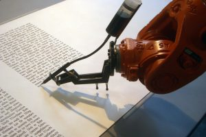 Artificial Intelligence trained to write poetry