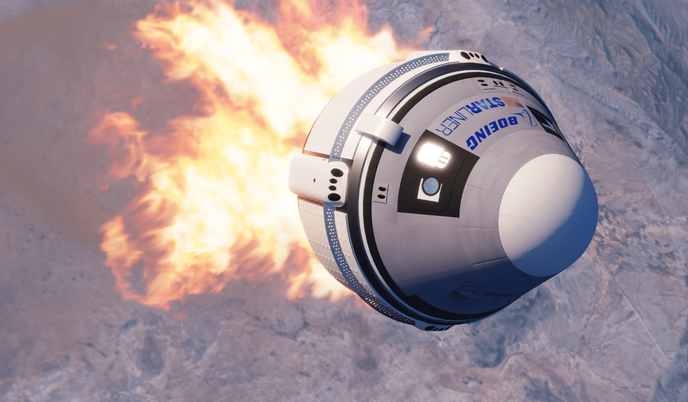 Boeing's 2nd Starliner space flight test further delayed - Techstory