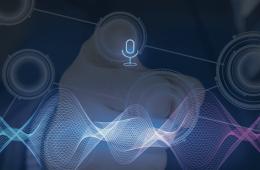 AI voice technology