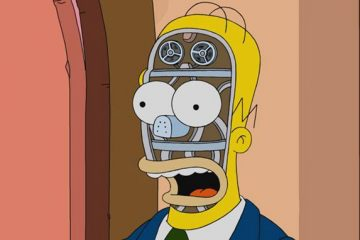 Artificial Intelligence and Simpsons