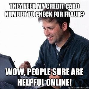 Online Transaction Fraud