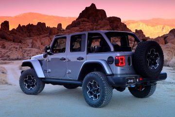 Charging, Jeep