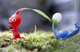A new Pikmin AR game is coming from Nintendo and Niantic partnership