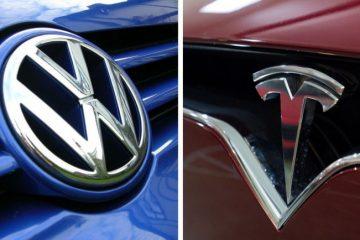 VW, Tesla