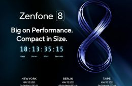 """Electronic giant, Asus To Unveil Asus ZenFone 8 Series Smartphone On 12th Of May, Hints Claims The Phone To Be """"A Compact Flagship"""""""