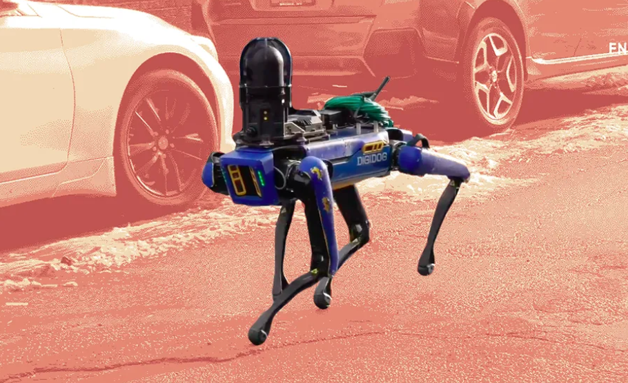 """New York Police Department Sending """"Controversial Robots"""" Back To The Pound"""