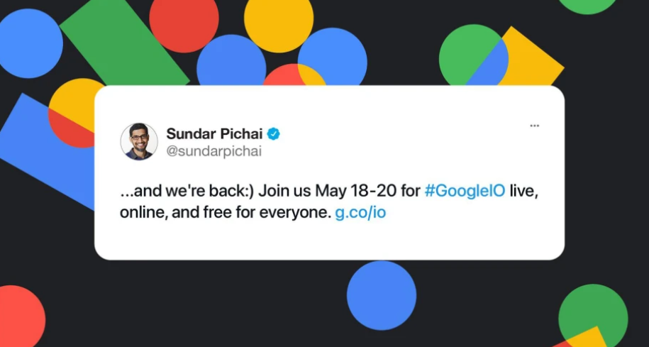 What To Expect From Google I/O 2021 Event