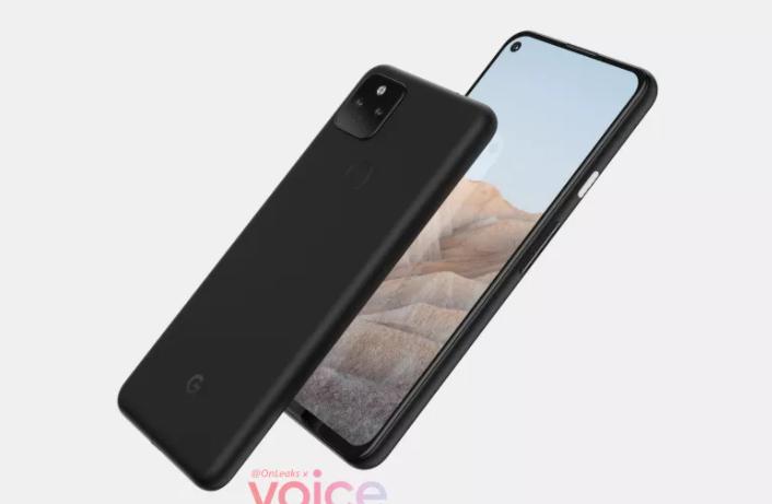 Announcement Of Google Pixel 5A