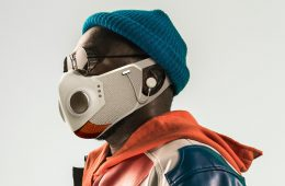 Famous Rapper will.i.am Launched A New $299 Smart Facemask Which Supports ANC & Dual Fan System