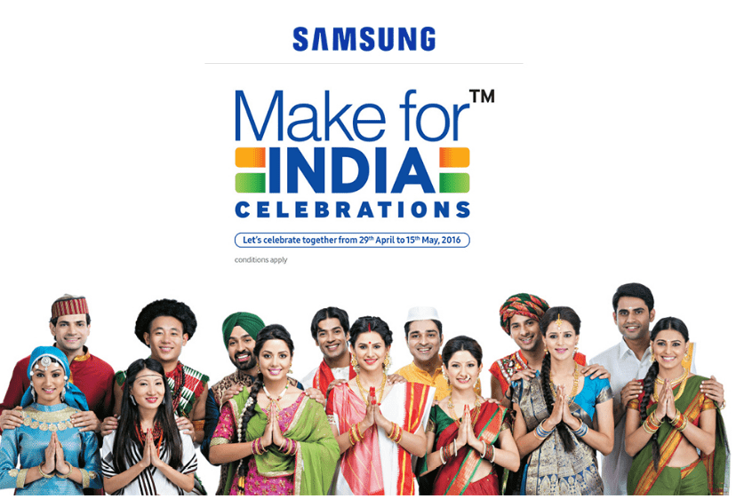 Other Samsung Plans In India Under Make In India Initiative