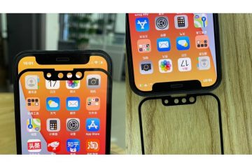 Forthcoming iPhone 13 To Come With Smaller Notch, Says Leaked Images