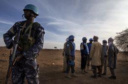 AI and peacekeeping