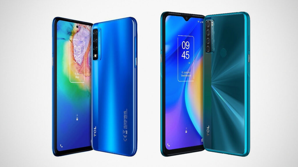 TCL's New 20 Smartphone Series - Expected Specification, Features