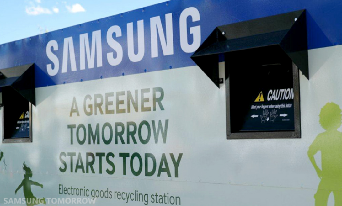 Samsung's Recycling Program - What Was The Result?