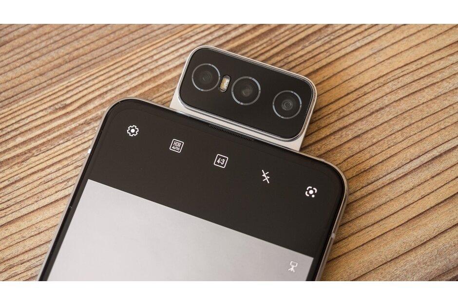 Asus ZenFone 8 – Camera Configuration