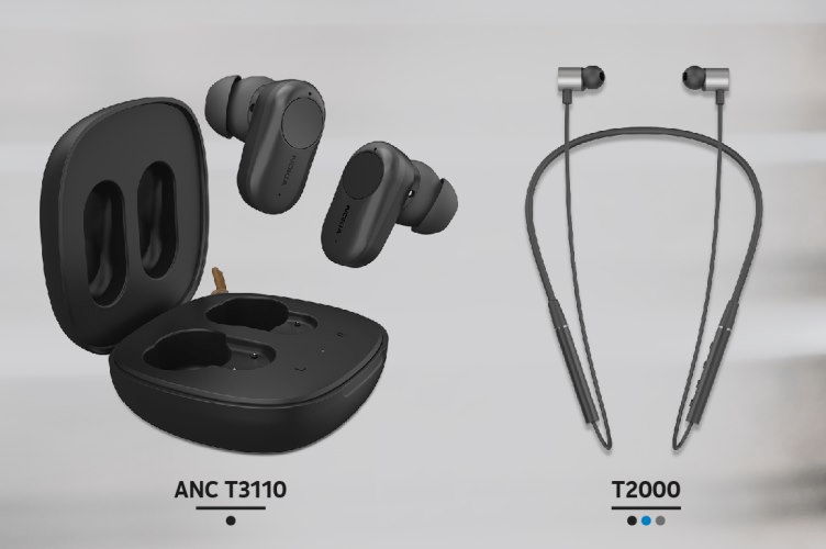 Nokia Headset T2000 & ANC T3110 True Wireless Earphones - Availability and Price