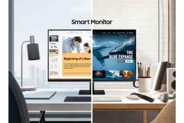 Samsung Unveils Its New Smart Monitors In India Starting At Rs. 21,999