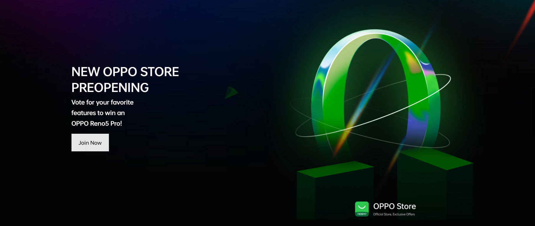 Oppo's New Official Online Store In India