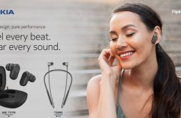 Nokia Officially Unveils New Bluetooth Headset T2000 & ANC T3110 True Wireless Earphones In India